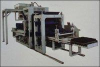 Vibro Series Hydraulic Brick Press