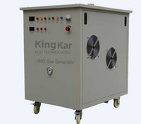 Brown Gas Carbon Deposit Cleaning System