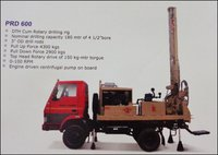DTH Cum Rotary Drilling Rig (600)