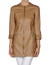 Women Leather Coat