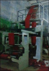 Garbage Bag Making Machine