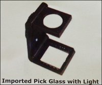Imported Pick Glass With Light