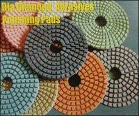 Diamond Abrasives Polishing Pads