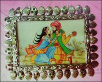 Hand Made Paintings With Frames