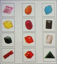 Glass Cut Stones