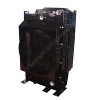 Radiator Cum Oil Cooler Assembly For Crane