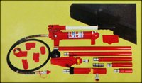 Hydraulic Automobile Body Repair Kit 4 tonne Snap Type