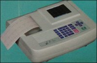 Ecg Machine With Self Interpretation