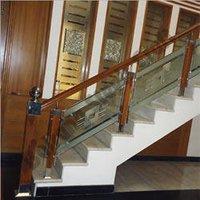 Modular Steel Staircase Railing