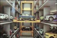 Robotic Parking System