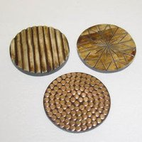 Attractive Handmade Coasters