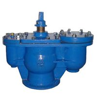 Double Type Air Valves