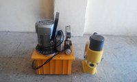 Hydraulic Punch Tool With Power Pack