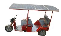 Solar Battery Rickshaws (Item Code: SBR-005)
