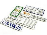 Durable Metalphoto Labels