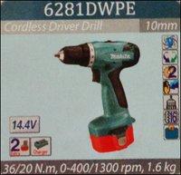 Cordless Drill Driver (6281DWPE)
