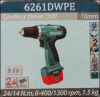 Cordless Driver Drill (6261DWDP)