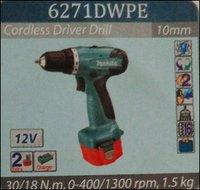Cordless Driver Drill (6271DWPE)