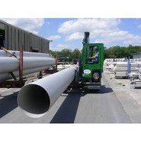 Plastic Pipe Handling Forklift