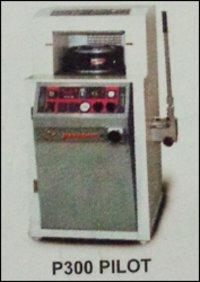 Manual Vulcanizing Press (P300 Pilot)