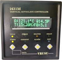 Vertical Autoclave Controller
