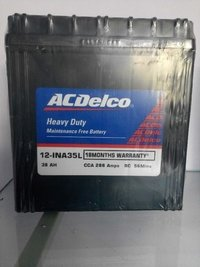 Ac Delco Heavy Duty Batteries For Cars