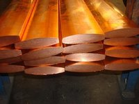 Copper Anode Oval