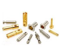 Brass Pins And Socket