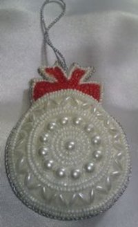 Potali Shape Christmas Ornaments