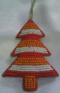 Tree Shape Christmas Decoration
