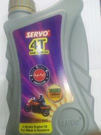 Servo 4T Engine Oil