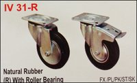 Natural Rubber (R) With Roller Bearing