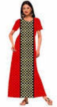 df275eb704 Ladies Cotton Nighties in Surat