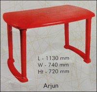Arjun Plastic Table