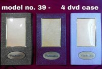 Dvd Cases For 4 Disks