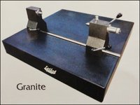 Granite Surface Plate With Bench Centre