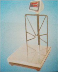Plateform Counting Weighing Scale