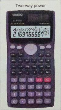 Fx 991ms Calculator