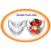 Double Fruit Julla Basket