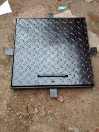 Heavy Duty Earth Pit Covers