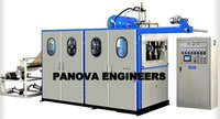 Thermoforming Disposable Plastic Glass Making Machine