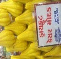 Dry Fruit Kesar Modak