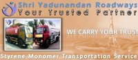Styrene Monomer Transportation Service