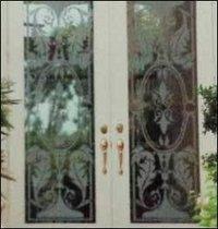 Multi Acid Texture Glass