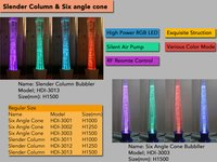 Bubble Slender Column