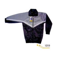 Trendy Polyester Track Jackets
