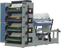 4-6 Color Flexo Printing Machine