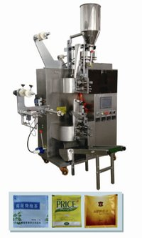 Automatic Inner And Outer Tea Bag Making Machine