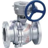 Api Cast Steel Flanged Ball Valve in Xiamen