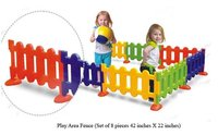 Play Area Fencing
